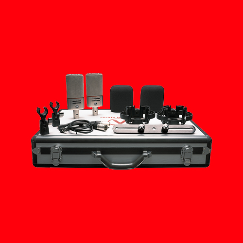 Mars Music Austrian Audio OC818 Dual Set