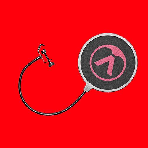 Mars Music Austrian Audio OCP8 Microphone Pop Filter